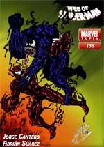 TELARAÑA DE SPIDER-MAN #135