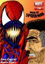 TELARAÑA DE SPIDER-MAN #136