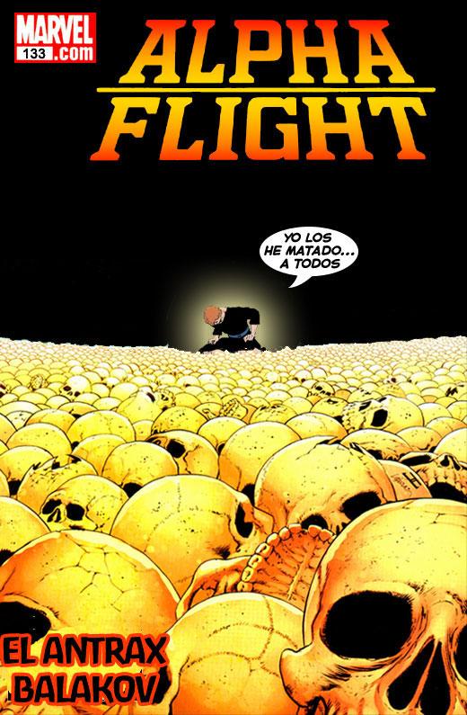 Alpha Flight #133