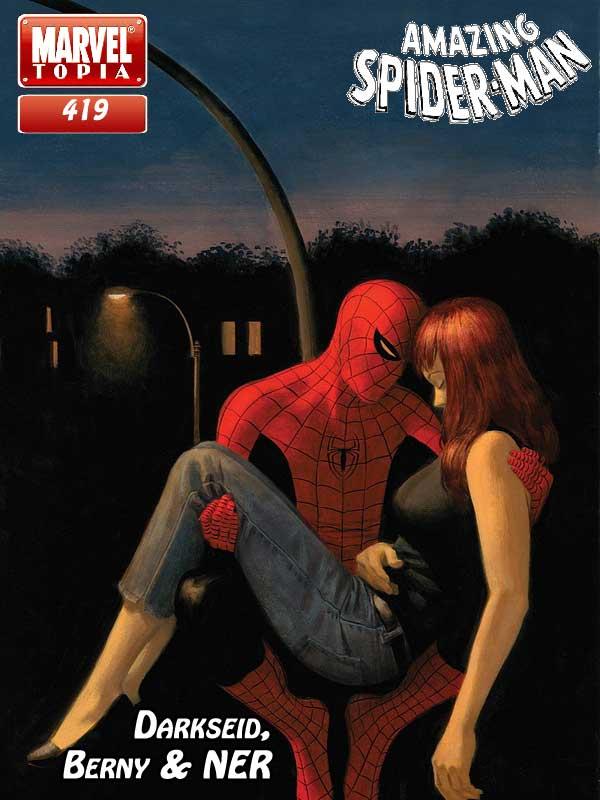 Asombroso Spider-Man #419