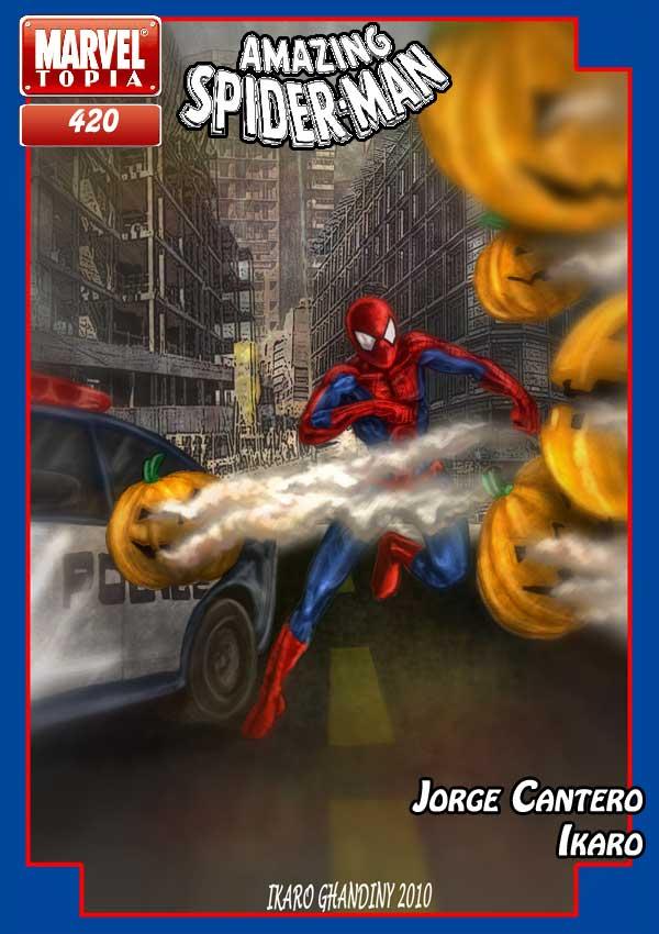 Asombroso Spider-Man #420