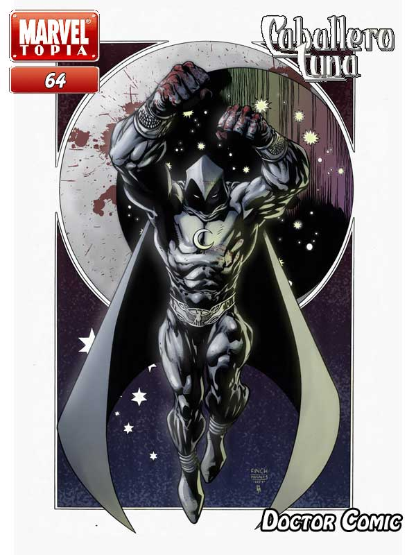 Caballero Luna #64
