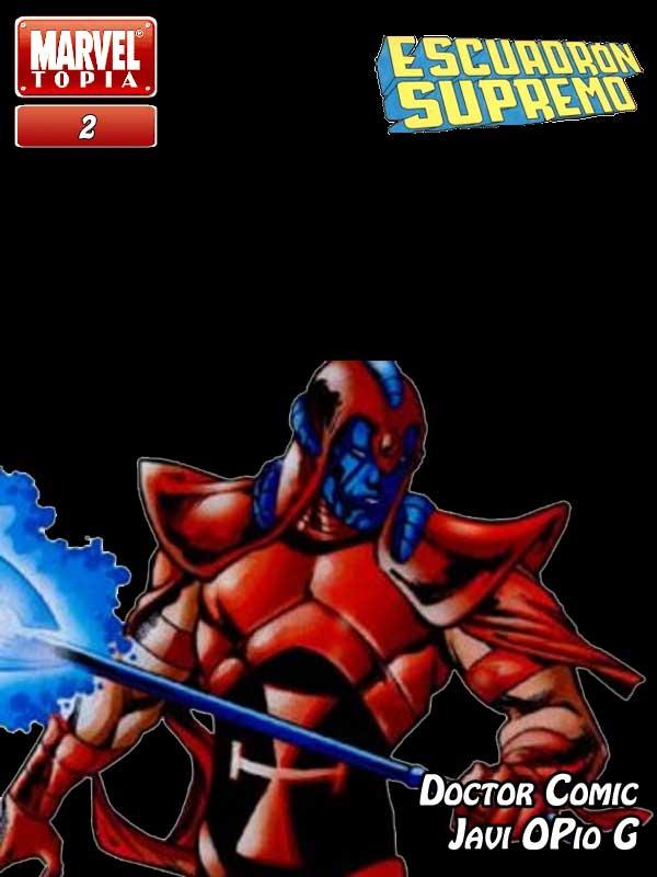 Escuadron Supremo #02