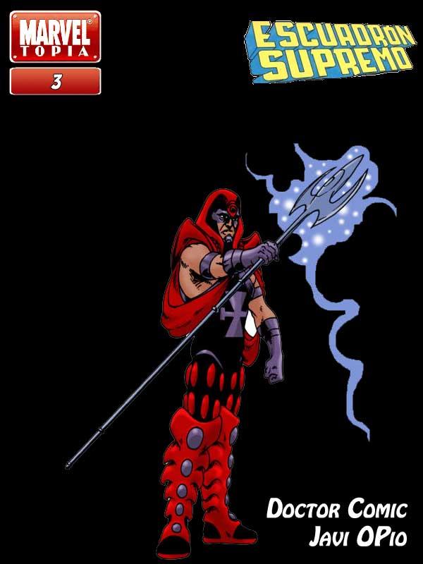 Escuadron Supremo #03