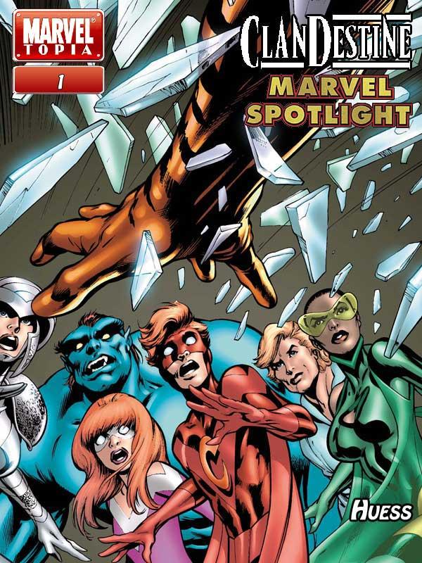 Marvel Spotlight #01