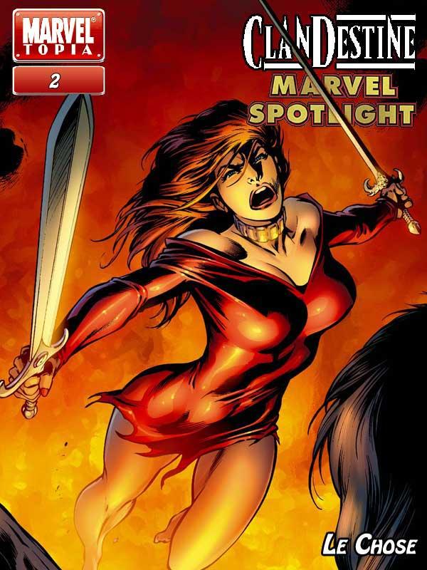 Marvel Spotlight #02