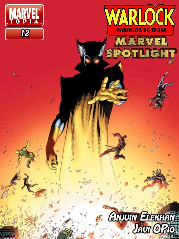 Marvel Spotlight #12