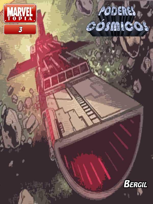 Poderes Cosmicos #03