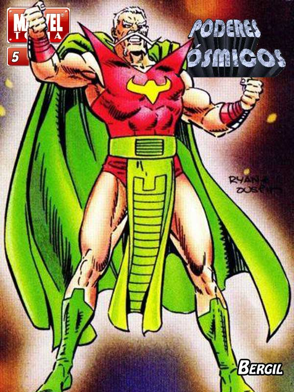Poderes Cosmicos #05