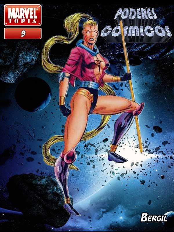 Poderes Cosmicos #09