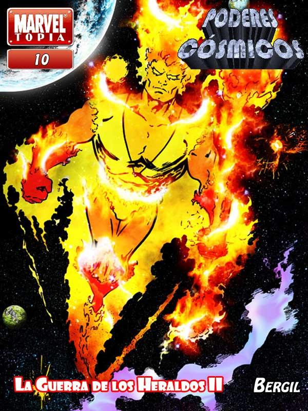 Poderes Cosmicos #10