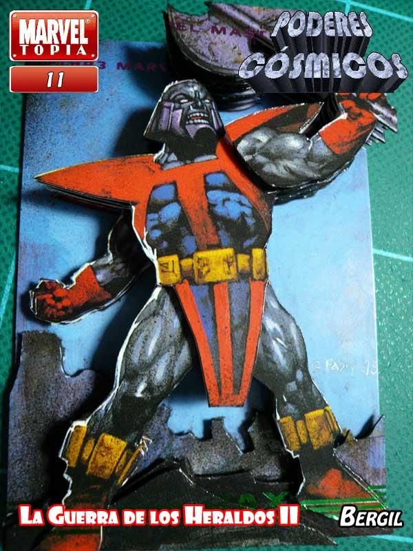 Poderes Cosmicos #11