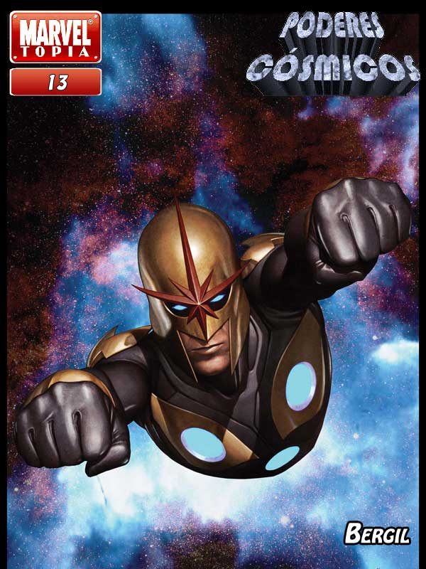 Poderes Cosmicos #13