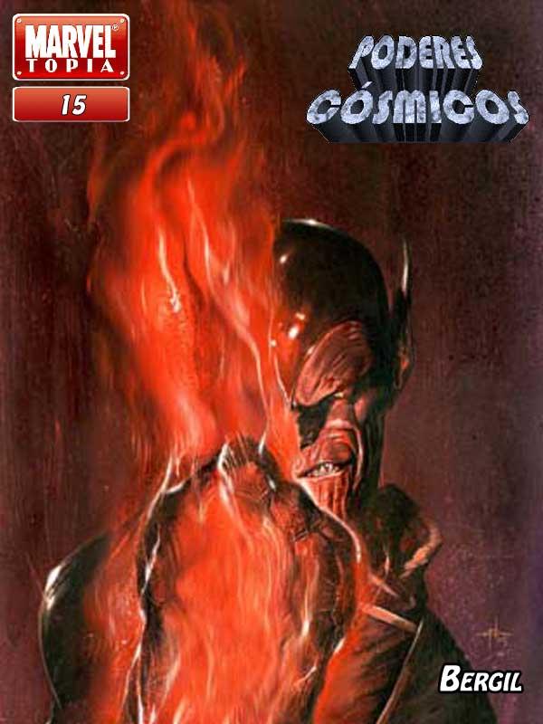 Poderes Cosmicos #15