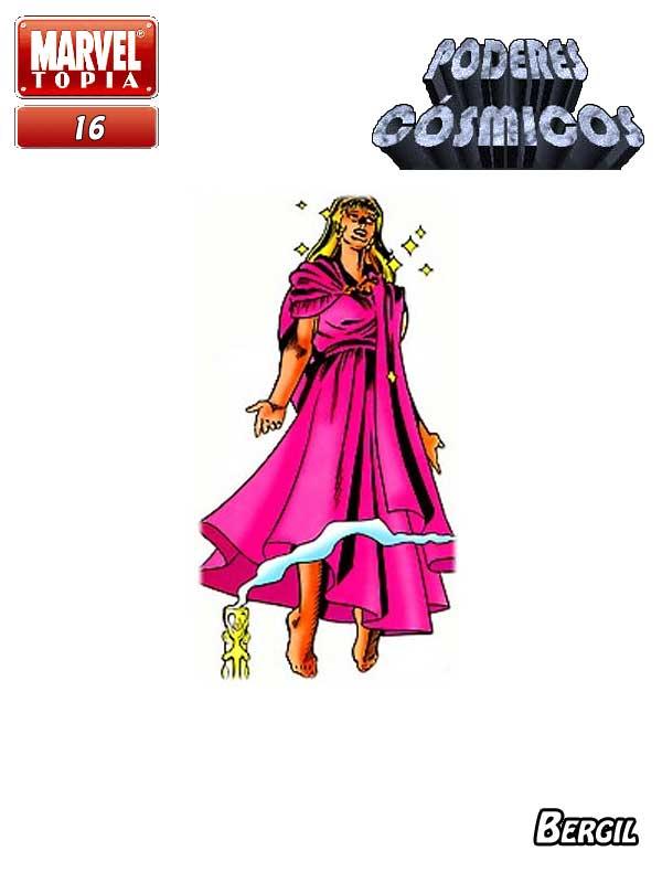 Poderes Cosmicos #16