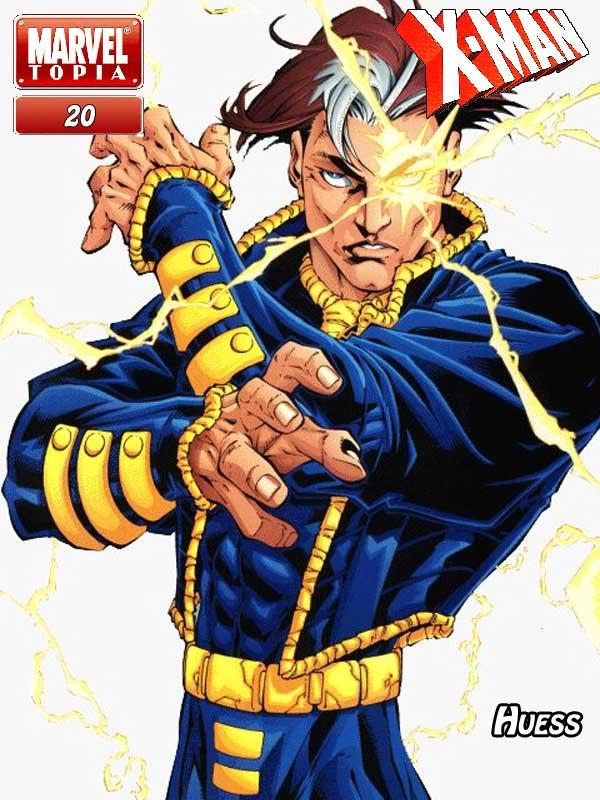 X-Man #20