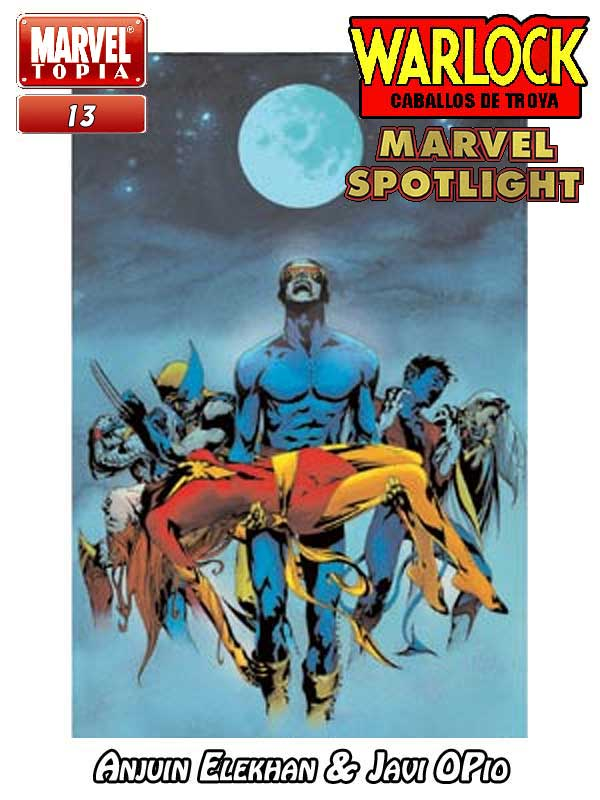 Marvel Spotlight #13