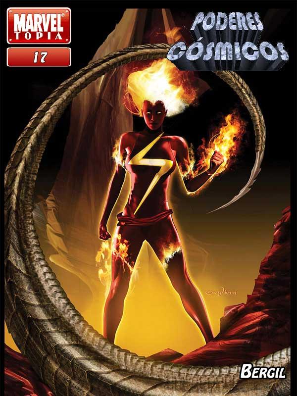 Poderes Cosmicos #17
