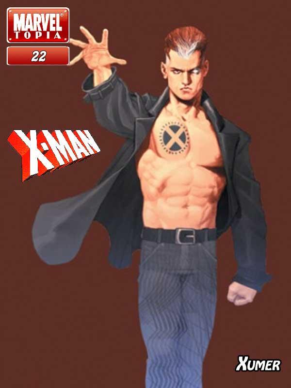 X-Man #22