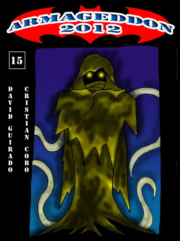 Batman la leyenda #15