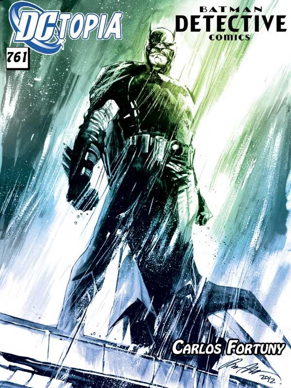Detective Comics #761