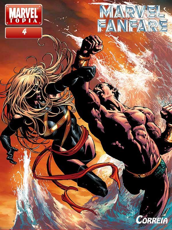 Marvel Fanfare #04