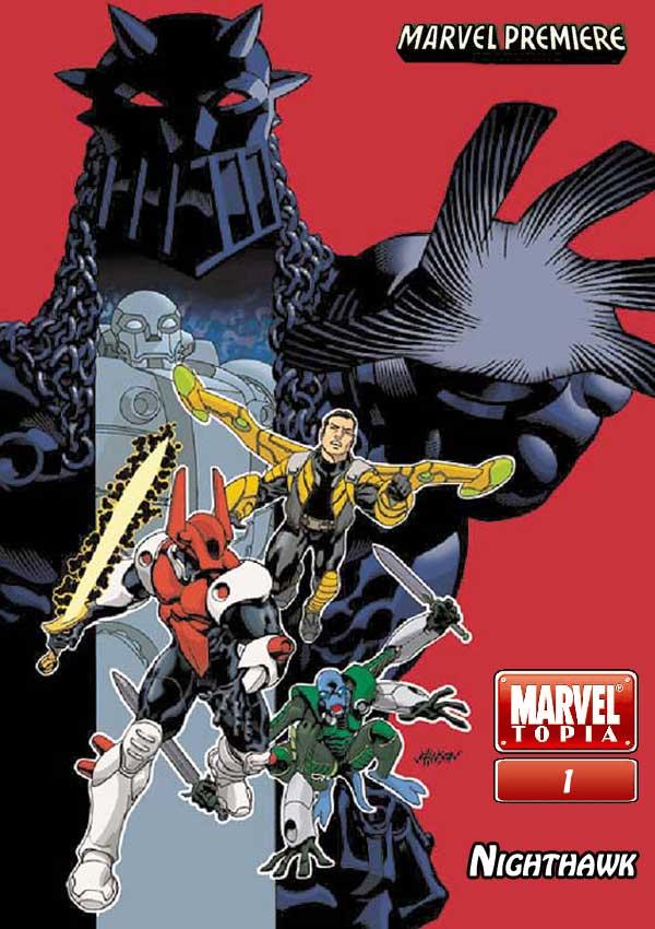 Marvel Premiere #01