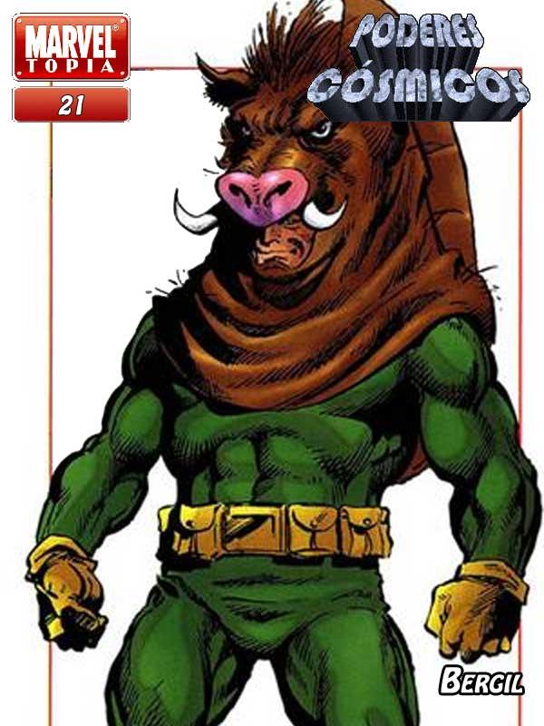 Poderes Cosmicos #21