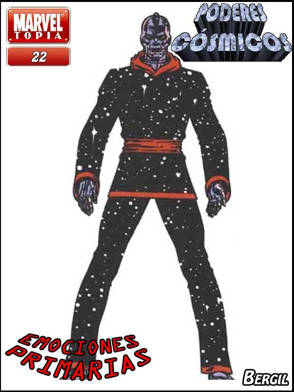 Poderes Cosmicos #22