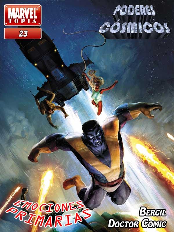 Poderes Cosmicos #23