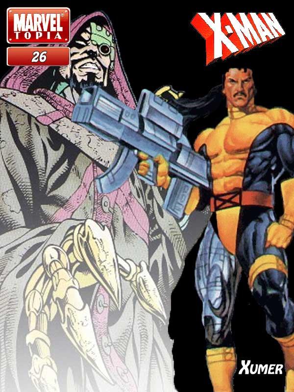 X-Man #26