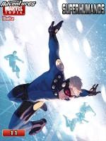 Superhumanos #11