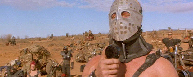 Lord Humungus from Mad Max 2
